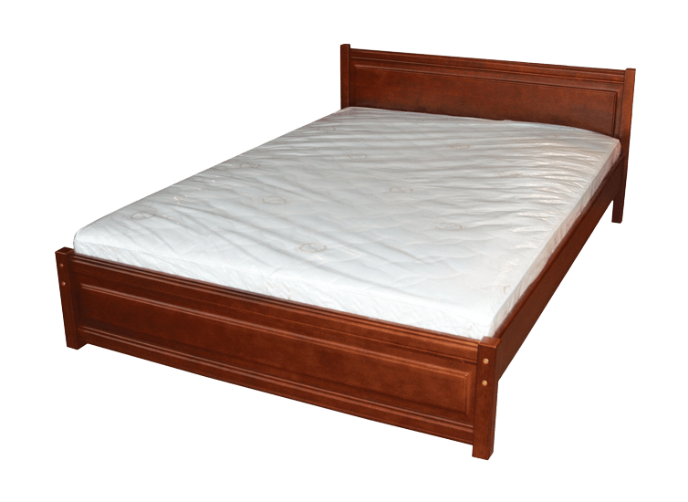 łóżko zmateracem